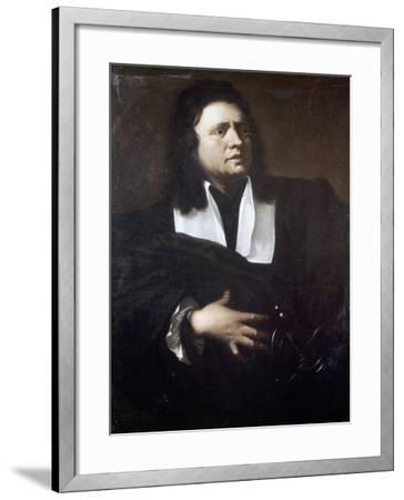 Portrait of David Garrick--Framed Giclee Print