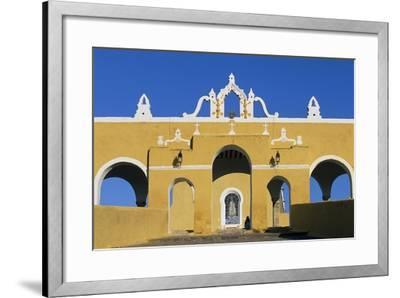 Convent of St Anthony of Padua--Framed Giclee Print