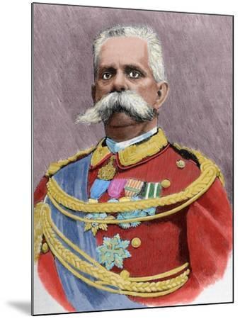 Umberto I or Humbert I--Mounted Giclee Print