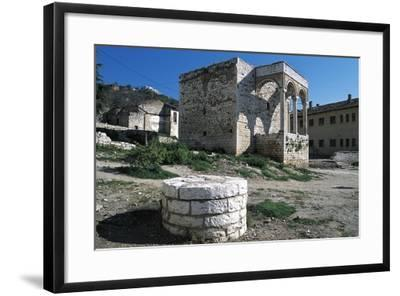 Palace Vrioni, Berat--Framed Photographic Print