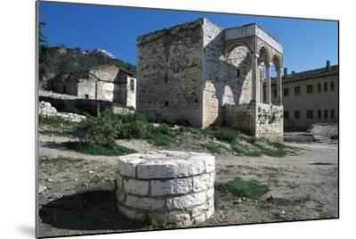 Palace Vrioni, Berat--Mounted Photographic Print