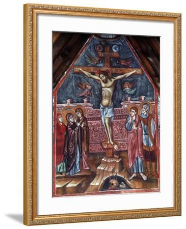 Crucifixion, 1494-Philippos Goul-Framed Giclee Print