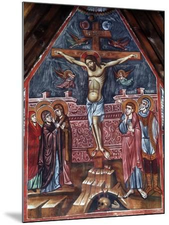 Crucifixion, 1494-Philippos Goul-Mounted Giclee Print