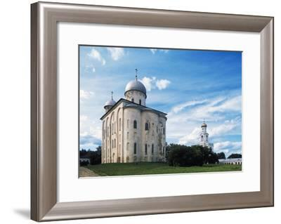 Church of Saint George--Framed Giclee Print