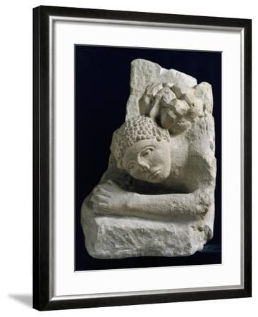 Fragment from Osuna--Framed Giclee Print