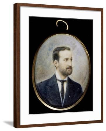 Michele Cilea, Brother of Francesco Cilea--Framed Giclee Print