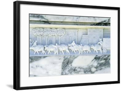 Monument to the Toilers of the Sea--Framed Giclee Print
