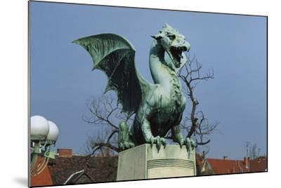 Dragon-Jurij Zaninovic-Mounted Giclee Print
