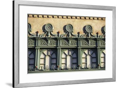 Luhrs Tower--Framed Giclee Print