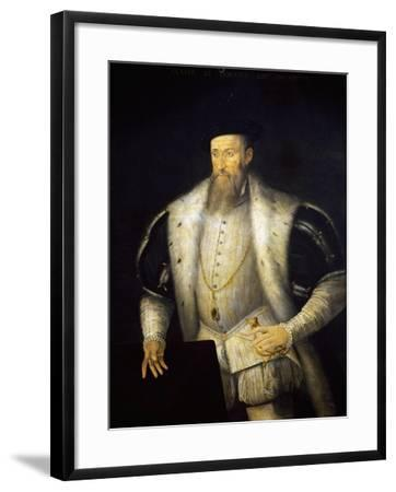 Portrait of Claudio I of Lorraine--Framed Giclee Print