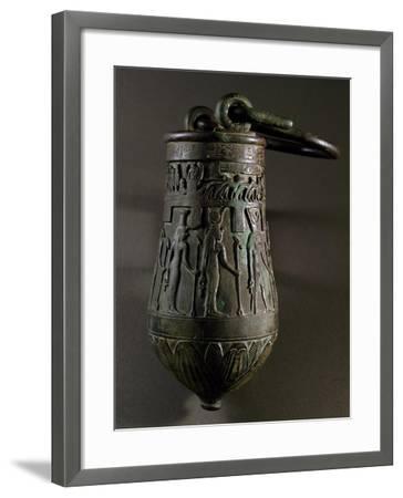 Bronze Situlae--Framed Giclee Print