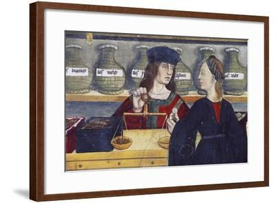 Apothecary's Shop--Framed Giclee Print