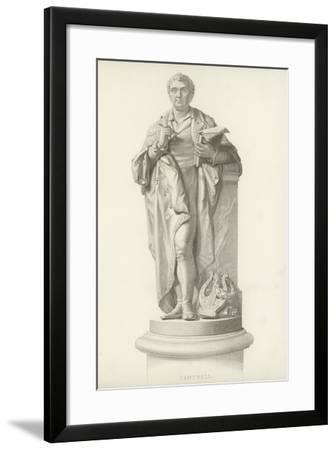 Campbell--Framed Giclee Print