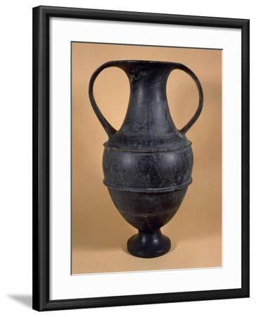 Etruscan Amphora--Framed Giclee Print