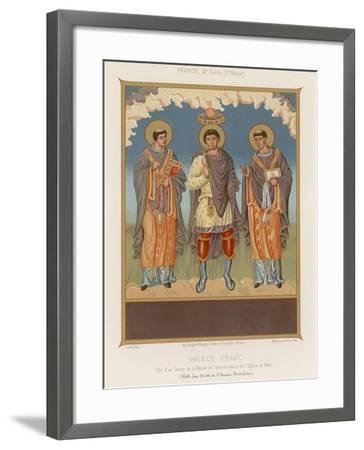 Prince Franc--Framed Giclee Print