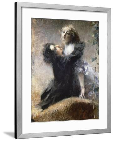 Ivy, 1878-Tranquillo Cremona-Framed Giclee Print