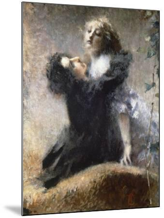 Ivy, 1878-Tranquillo Cremona-Mounted Giclee Print