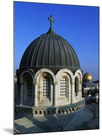 The Dome of the Sisters of Sion Convent--Mounted Giclee Print