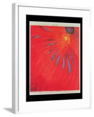 Fan Fire, 1997-Charlotte Johnstone-Framed Giclee Print