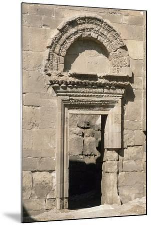 Temple of Allat, Hatra--Mounted Photographic Print