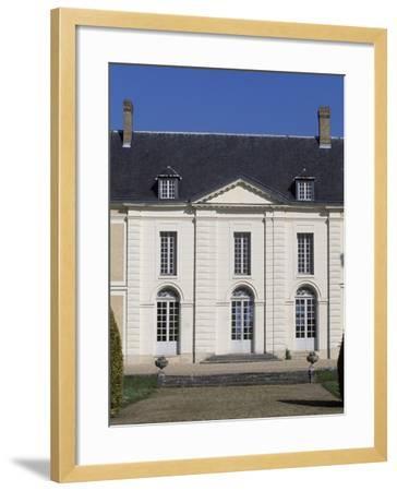 Facade of Chateau De Brou--Framed Giclee Print