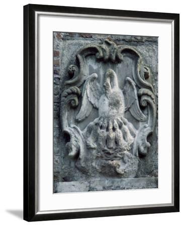 Maison Du Pelican--Framed Giclee Print