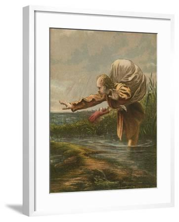 The Slough of Despond--Framed Giclee Print