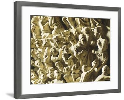Pergamon or Pulpit-Giovanni Pisano-Framed Giclee Print