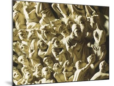 Pergamon or Pulpit-Giovanni Pisano-Mounted Giclee Print