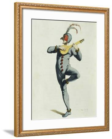 Coviello in 1550-Maurice Sand-Framed Giclee Print