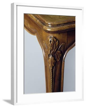 Art Nouveau Style Table-Emile Galle-Framed Giclee Print