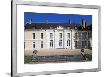 Castle of Brou--Framed Giclee Print