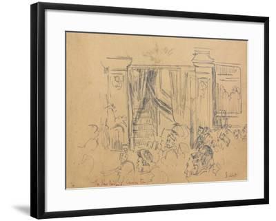 The New Bedford, Camden Town-Walter Richard Sickert-Framed Giclee Print