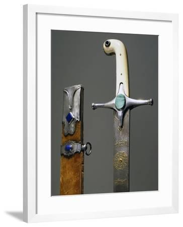 Kilij--Framed Giclee Print