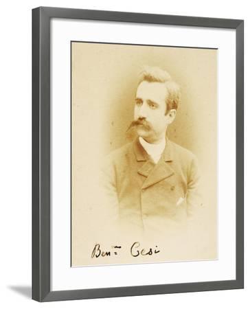 Beniamino Cesi--Framed Giclee Print