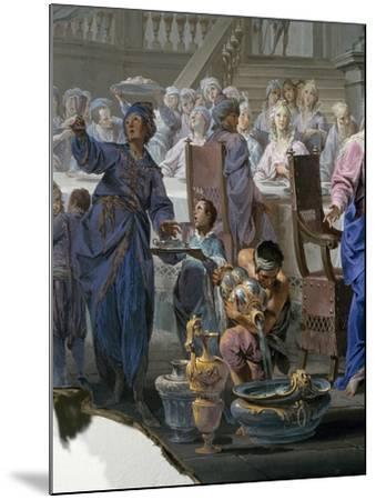 Marriage at Cana-Vittorio Maria Bigari-Mounted Giclee Print