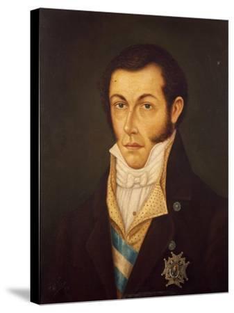 Juan Martin De Pueyrredon--Stretched Canvas Print