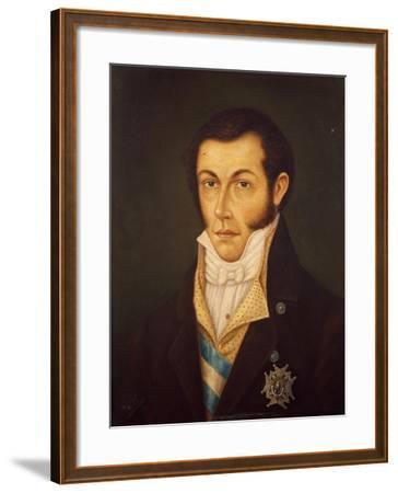 Juan Martin De Pueyrredon--Framed Giclee Print