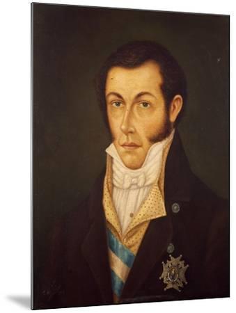 Juan Martin De Pueyrredon--Mounted Giclee Print