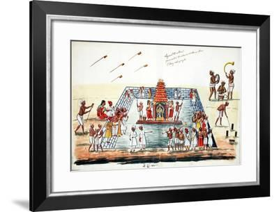 Ceremony--Framed Giclee Print