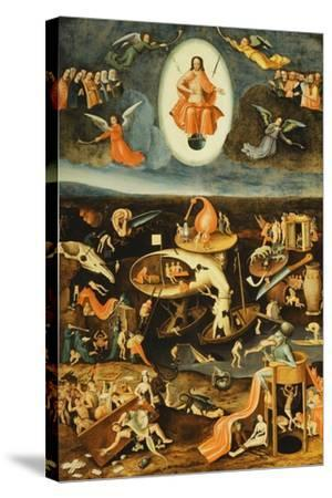 The Last Judgement-Hieronymus Bosch-Stretched Canvas Print