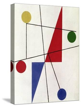 Untitled, 1932-Sophie Taeuber-Arp-Stretched Canvas Print