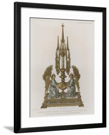 Reliquary--Framed Giclee Print