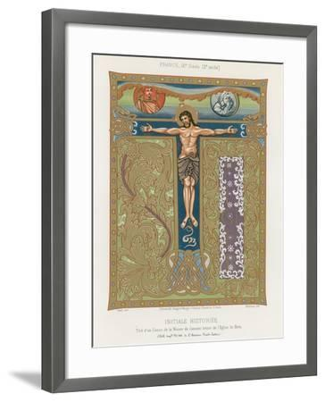 The Crucifixion of Jesus Christ--Framed Giclee Print