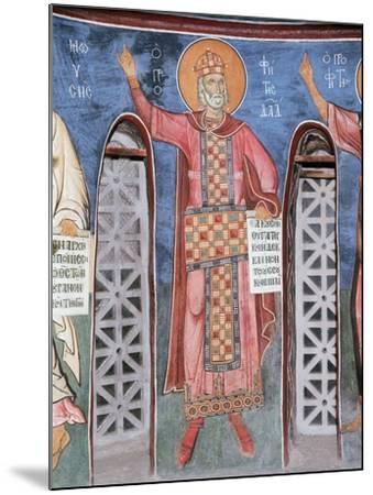 King David, 1192--Mounted Giclee Print