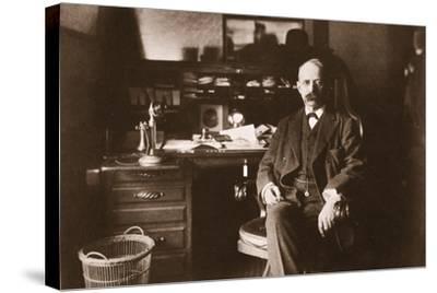 E.H. Harriman, 1901--Stretched Canvas Print