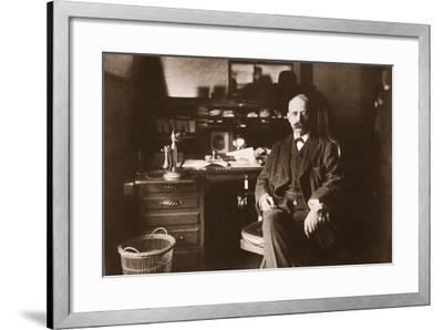 E.H. Harriman, 1901--Framed Photographic Print
