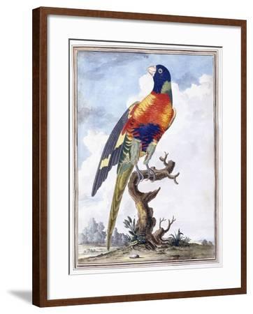Plate VII-Peter Brown-Framed Giclee Print