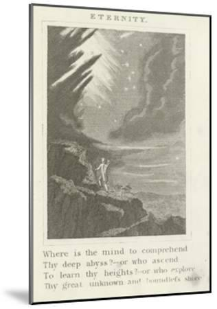 Eternity--Mounted Giclee Print