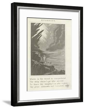 Eternity--Framed Giclee Print
